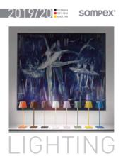 SOMPEX 2019年欧美室内现代简约灯饰设计书-2327607_灯饰设计杂志