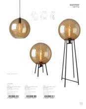 SOMPEX 2019年欧美室内现代简约灯饰设计书-2327619_灯饰设计杂志