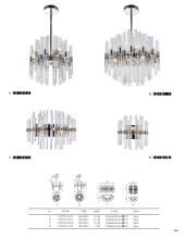 crystal lighting 2019年欧美室内灯饰灯具-2329099_灯饰设计杂志