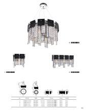 crystal lighting 2019年欧美室内灯饰灯具-2329105_灯饰设计杂志