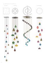 curiousa 2019年欧美室内玻璃创意吊灯设计_照明设计