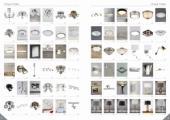 mimax 2019年欧美室内水晶照明灯饰书籍-2348717_灯饰设计杂志