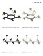 romi 2019年欧美现代简约吊灯、台灯、落地-2350006_灯饰设计杂志