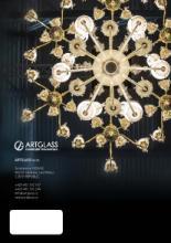 Art glass 2019水晶灯饰目录-2339885_灯饰设计杂志
