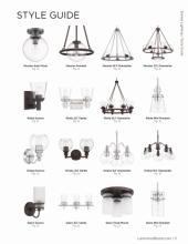 sunset 2019年欧式灯设计书籍目录-2343090_灯饰设计杂志