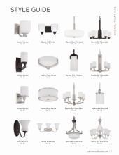 sunset 2019年欧式灯设计书籍目录-2343092_灯饰设计杂志