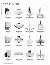 sunset 2019年欧式灯设计书籍目录-2343093_灯饰设计杂志