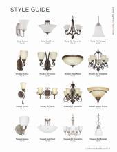 sunset 2019年欧式灯设计书籍目录-2343094_灯饰设计杂志