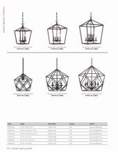 sunset 2019年欧式灯设计书籍目录-2343195_灯饰设计杂志