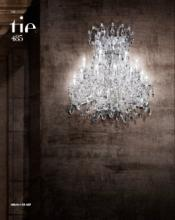 cristallo 2019年欧美室内水晶蜡烛吊灯设计-2342585_灯饰设计杂志