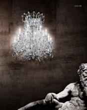 cristallo 2019年欧美室内水晶蜡烛吊灯设计-2342586_灯饰设计杂志
