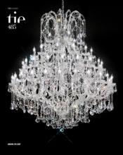 cristallo 2019年欧美室内水晶蜡烛吊灯设计-2342587_灯饰设计杂志