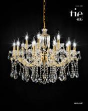 cristallo 2019年欧美室内水晶蜡烛吊灯设计-2342590_灯饰设计杂志