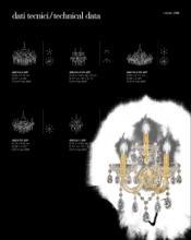 cristallo 2019年欧美室内水晶蜡烛吊灯设计-2342594_灯饰设计杂志