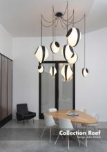 Designheure 2019年欧美室内灯饰灯具设计素-2369449_灯饰设计杂志