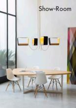 Designheure 2019年欧美室内灯饰灯具设计素-2369527_灯饰设计杂志