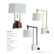 ARTERIORS 2020年现代灯饰灯具设计素材-2475457_灯饰设计杂志