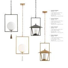 ARTERIORS 2020年现代灯饰灯具设计素材-2475469_灯饰设计杂志