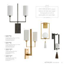 ARTERIORS 2020年现代灯饰灯具设计素材-2475474_灯饰设计杂志
