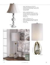 Uttermost 2020古典台灯设计目录-2552651_灯饰设计杂志