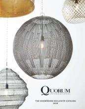 Quorum _国外灯具设计