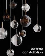 Bomma 2020年欧美室内简约玻璃吊灯设计素材-2728076_灯饰设计杂志