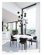 Bomma 2020年欧美室内简约玻璃吊灯设计素材-2728090_灯饰设计杂志