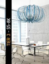 Budget 2020年欧美室内现代创意吊灯设计画-2731370_灯饰设计杂志