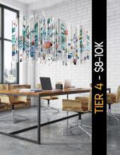Budget 2020年欧美室内现代创意吊灯设计画-2731382_灯饰设计杂志