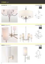 cosmo light 2020年欧美室内灯饰灯具设计素-2738624_灯饰设计杂志