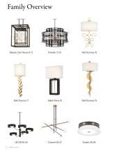 Minka 2020年欧美知名美式及欧式灯饰设计资-2740502_灯饰设计杂志