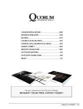 Quorum 2021年风扇灯及欧式灯设计画册.-2733376_灯饰设计杂志