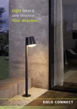 eglo 2021年欧美室内LED灯及花园户外灯饰设-2755385_灯饰设计杂志