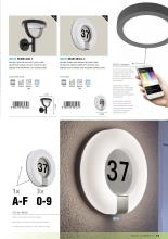 eglo 2021年欧美室内LED灯及花园户外灯饰设-2755400_灯饰设计杂志