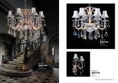 LUMINA 2020年欧美室内古典蜡烛吊灯设计目-2758335_灯饰设计杂志