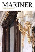 Mariner 2021年欧式古典灯饰灯具设计书籍目-2761683_灯饰设计杂志