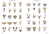 Mariner 2021年欧式古典灯饰灯具设计书籍目-2761685_灯饰设计杂志