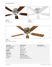 Quorum Fan 2021年欧美室内风扇灯设计目录-2764365_灯饰设计杂志