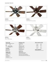 Quorum Fan 2021年欧美室内风扇灯设计目录-2764369_灯饰设计杂志