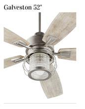 Quorum Fan 2021年欧美室内风扇灯设计目录-2764375_灯饰设计杂志