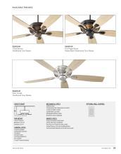 Quorum Fan 2021年欧美室内风扇灯设计目录-2764378_灯饰设计杂志
