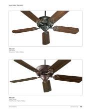 Quorum Fan 2021年欧美室内风扇灯设计目录-2764691_灯饰设计杂志