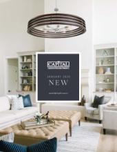 Capital 2020年欧美室内蜡烛吊灯设计素材-2555112_灯饰设计杂志