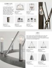 Capital 2020年欧美室内蜡烛吊灯设计素材-2555114_灯饰设计杂志