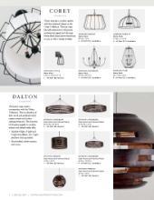 Capital 2020年欧美室内蜡烛吊灯设计素材-2555117_灯饰设计杂志