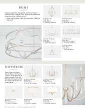 Capital 2020年欧美室内蜡烛吊灯设计素材-2555121_灯饰设计杂志