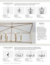 Capital 2020年欧美室内蜡烛吊灯设计素材-2555127_灯饰设计杂志
