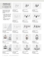Capital 2020年欧美室内蜡烛吊灯设计素材-2555133_灯饰设计杂志