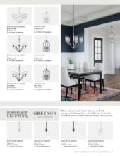 Capital 2020年欧美室内蜡烛吊灯设计素材-2555136_灯饰设计杂志