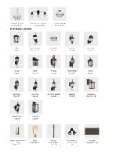 craftmade 2020年欧美室内欧式灯饰灯具设计-2559119_灯饰设计杂志